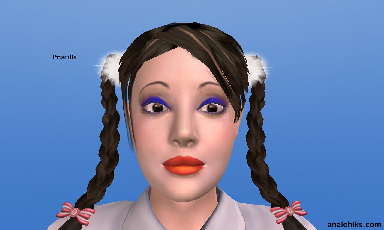 Virtual Priscilla