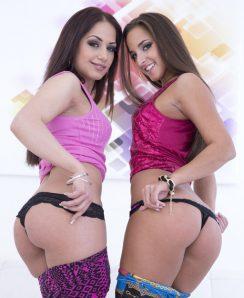 Amirah Adara & Nomi Melone