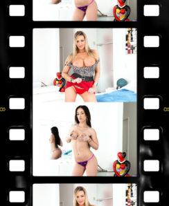 Buttsluts 02,Scene 02 – Abbey Brooks and Jennifer White