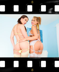 Gape Lovers 09, Scene 05 – Casey Calvert and Zoey Monroe