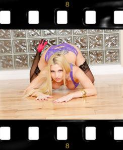 Bam Blonde Anal Milfs, Scene 01 – Christie Stevens