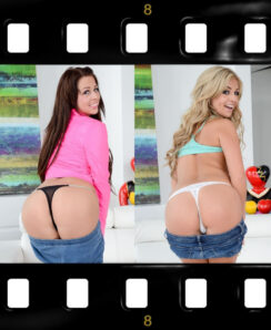 Rectal Feeding, Scene 02 – Zoey Monroe and Madelyn Monroe