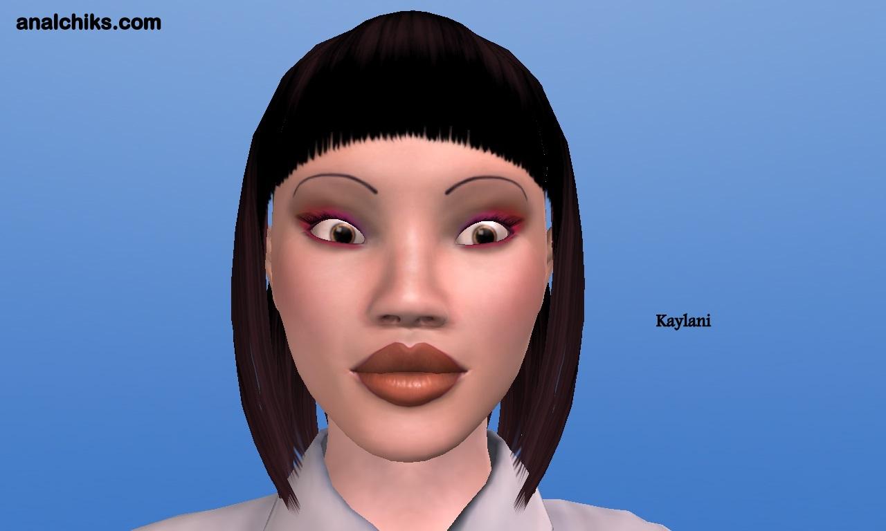 Virtual Kaylani