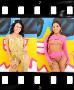 Anal Hotties, Scene 04 – Morgan Lee and Megan Rain